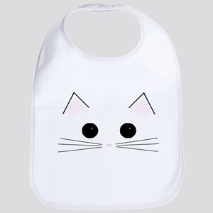 Kitty Face Bib